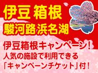 伊豆・箱根キャンペーン 2日間