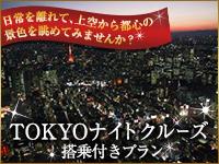 TOKYOナイトクルーズ搭乗付きプラン