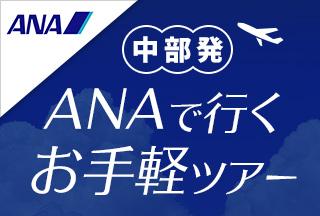 ANAで行くお得なツアー